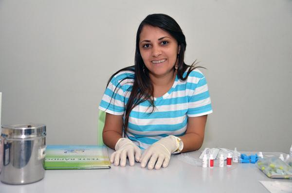 Prefeitura Municipal de Ouro Velho PB, realiza exames de hepatite B/C, e HIV