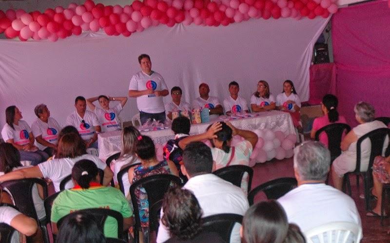 Prefeitura de Ouro Velho inicia campanha Outubro Rosa