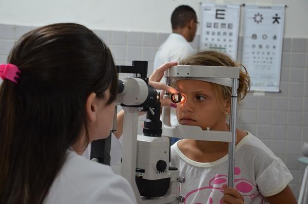 Prefeitura de Ouro Velho oferece exames oftalmológicos à população Ourovelhense