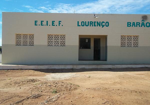 Escolas municipais da zona rural de Ouro Velho passam por reforma