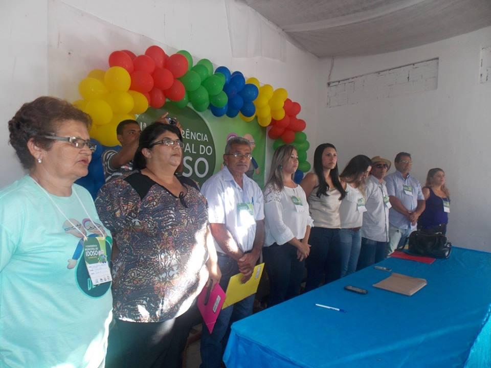 Ouro Velho PB, realiza Conferência Municipal dos Direitos da Pessoa Idosa