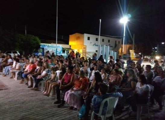Outubro Rosa: Prefeitura de Ouro Velho realiza palestras e ações de prevenção ao Câncer de Mama