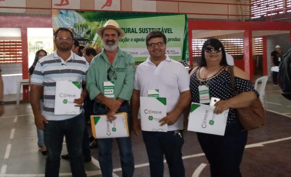 Vice-prefeito de Ouro Velho participa de Seminário do PB Rural Sustentável em Sumé