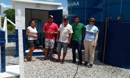 Prefeitura Municipal de Ouro Velho inicia distribuição de água dessalinizada