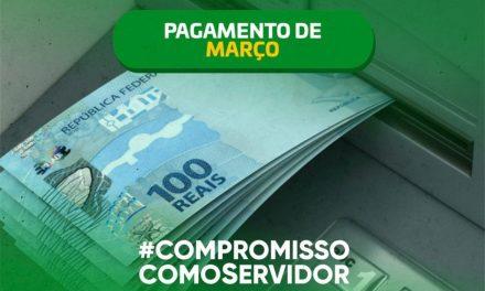 DINHEIRO NO BOLSO: Prefeitura de Ouro Velho anuncia pagamento dos servidores referente ao mês de março