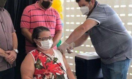 Ouro Velho é o 1º município da Paraíba em vacinação e atinge 9,78% da população