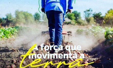 A FORÇA QUE MOVIMENTA A TERRA: Prefeito de Ouro Velho divulga mensagem em alusão ao dia do 'Trabalhador Rural'