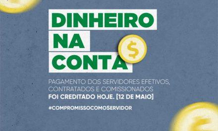 Prefeitura de Ouro Velho antecipa pagamento dos servidores referente ao mês de Maio