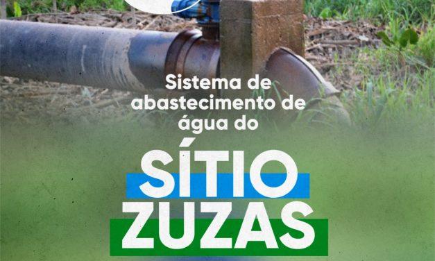 Prefeitura de Ouro Velho anuncia Construção de Sistema de Abastecimento D'Água em comunidade rural