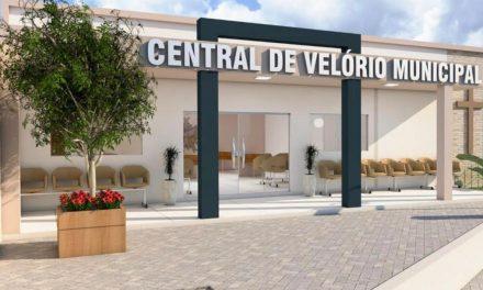 Prefeito de Ouro Velho anuncia abertura do processo licitatório para construção da central de velórios