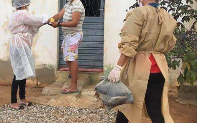 Prefeitura de Ouro Velho entrega peixes as famílias carentes do município