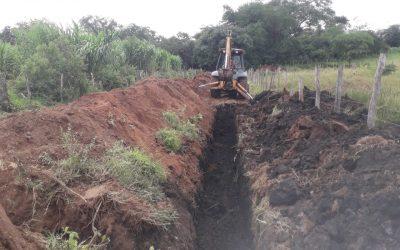 Prefeitura inicia construção de passagem molhada no sítio Carnaibinha