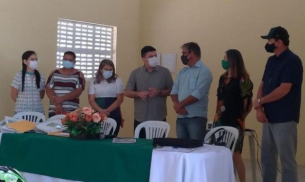 EM OURO VELHO: Prefeitura realiza reunião do Conselho Municipal de Desenvolvimento Rural