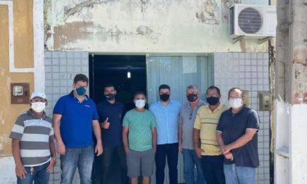 Ouro Velho recebe visita de técnicos do governo da Paraíba e dá mais um passo para implantação da Casa da Cidadania