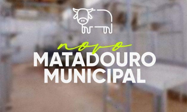 Gestão Augusto Valadares realiza licitação para construção do novo matadouro público